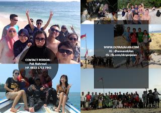 Pulau Opak Kepulauan Seribu