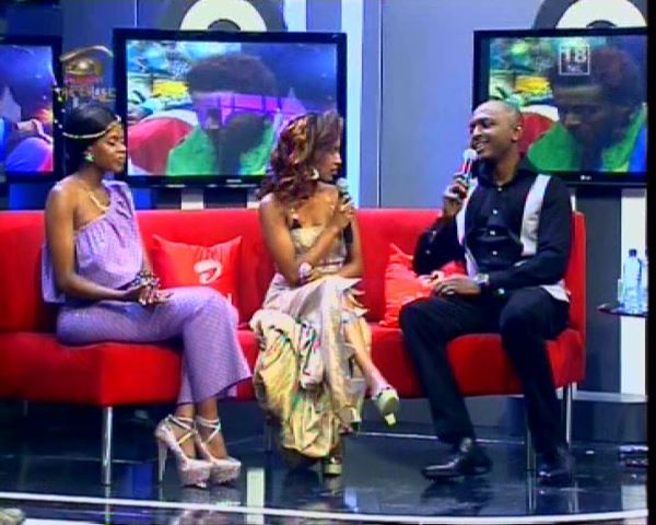 2014 Big Brother Africa Shower Hour