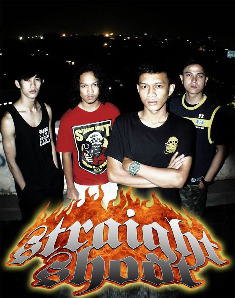 Straight Shoot HC Band Beatdown Hardcore Ujung Berung - Bandung foto personil logo wallpaper