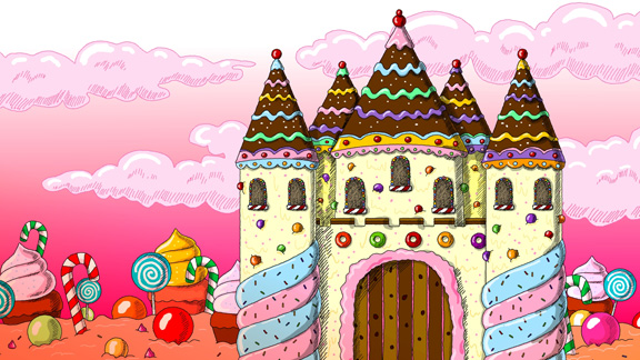Similar Galleries: Candy Castle Candyland , Candyland Castle Clipart ,