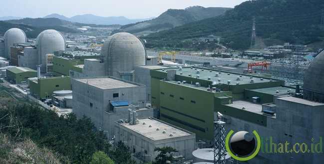 Korea Selatan, 18 reaktor nuklir