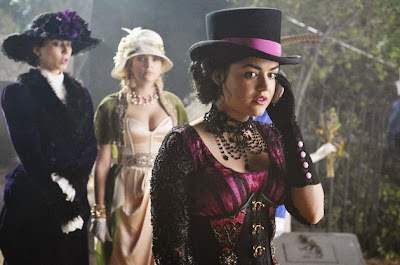 Pretty Little Liars - Episode 4.13 - Grave New World - Recap