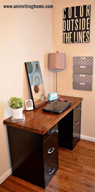 small custom desk
