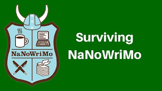 Surviving #NaNoWriMo