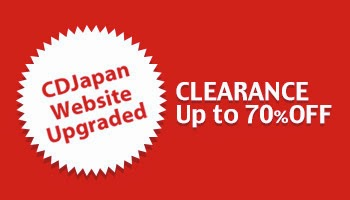 CDJapan: Clearance Sale Ends On Mar 27, SHM-CD/SACD Extra Points Offer & More‏!
