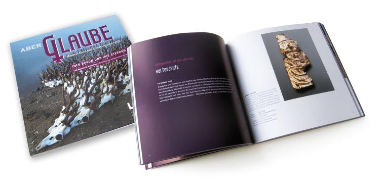Der Katalog zur Ausstellung im Landesmuseum /Herne