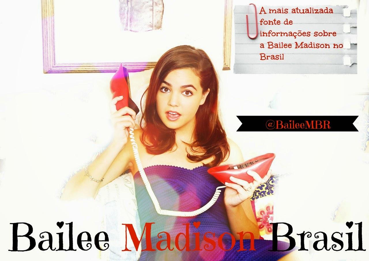 Bailee Madison Brasil