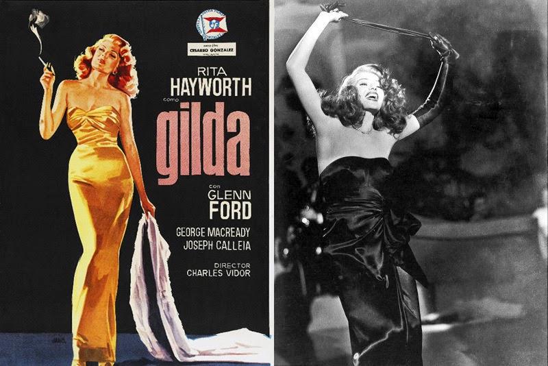 historia del cine a través de los carteles_Gilda