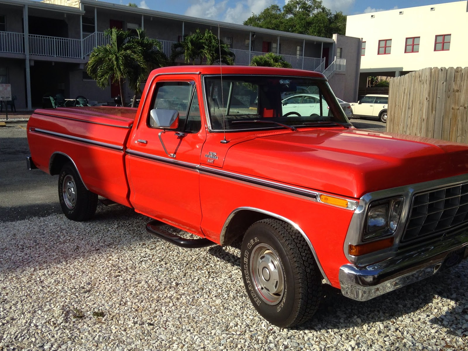 Today We Have A Pristine Example Of The 6th Generation Ford F Series Pickup Truck Line This Model Is 1978 150 Ranger Xlt One
