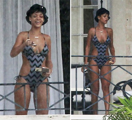 Rihanna's Nude Naked Porn Photo Video Mistakenly Leaks Online [pictures] ......07