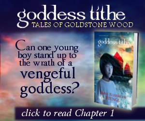 Click Here to Read a Chapter from Goddess Tithe!