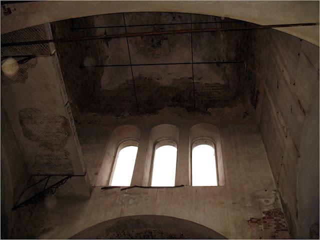Булзинское подворье. Церковь во имя святого праведного Симеона Верхотурского.
