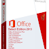 Microsoft Office Select Edition 2013 15.0.4420.1017 VL Incl Activator Free Download