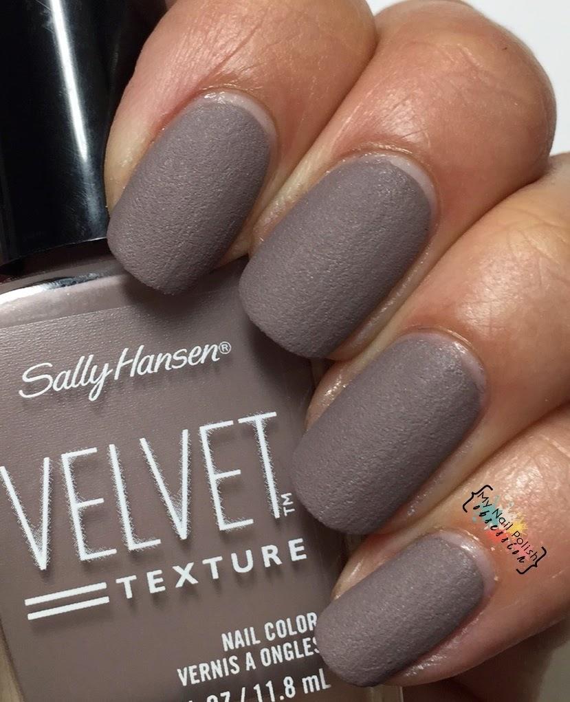 Sally Hansen Velvet Texture Lush
