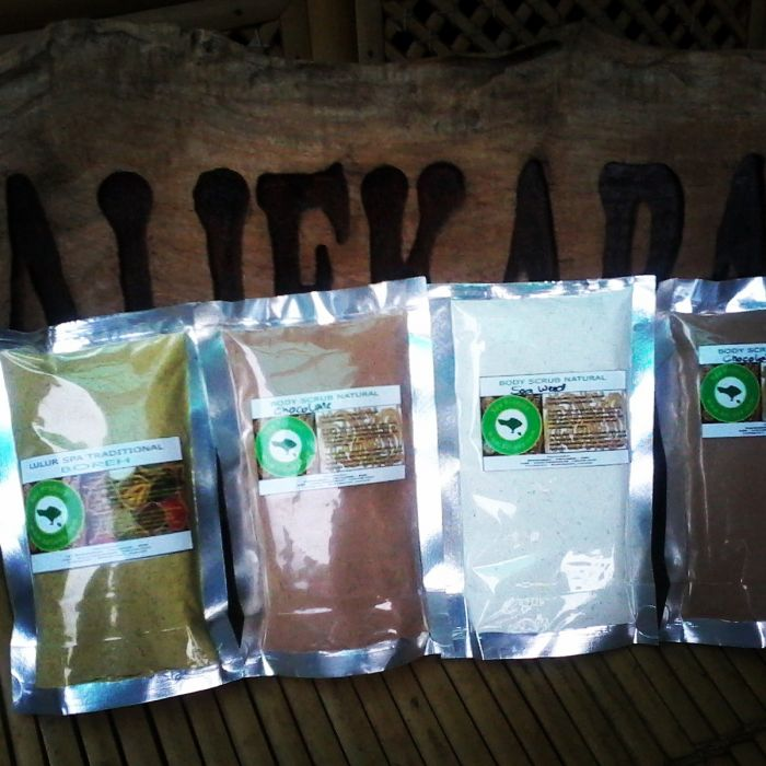 Baliekabali Spa Natural Product