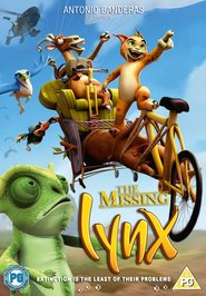 The Missing Lynx 2008 Dual Audio 720p BRRip 800mb
