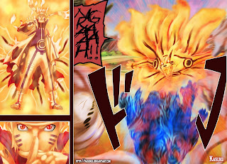 Alur Cerita Naruto Chapter 571 Bahasa Indonesia [ Versi Teks ]