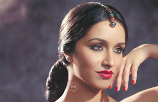 Sensuous Shraddha Kapoor Real HD Pictureshoot for Marie Claire Beauty India Magazine June 2012 Image 05.jpg