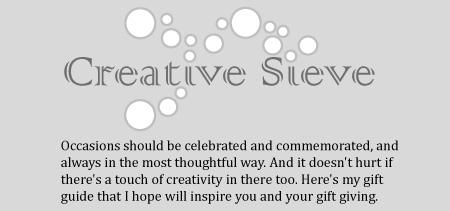 Creative Sieve