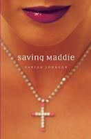 Saving Maddie cover