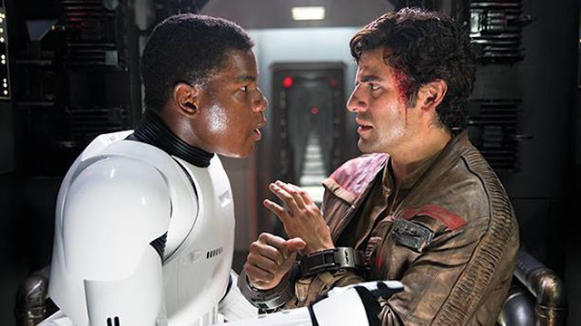More of Poe Dameron in Episode VIII, please