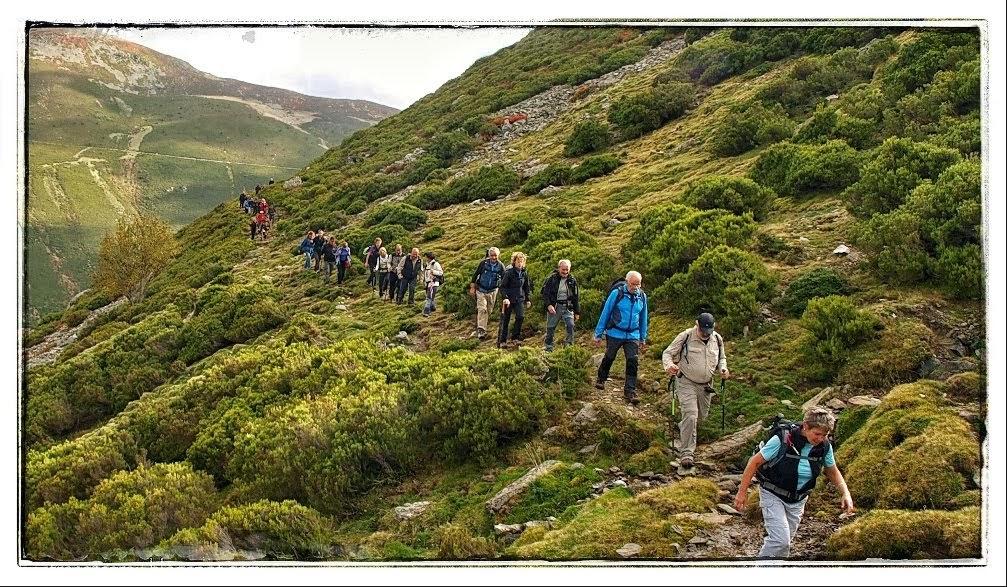 Travesías para grupos de montaña y agencias de viaje