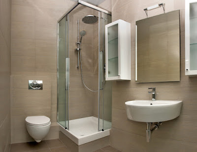 Tips How to Decorate Small Bathroom