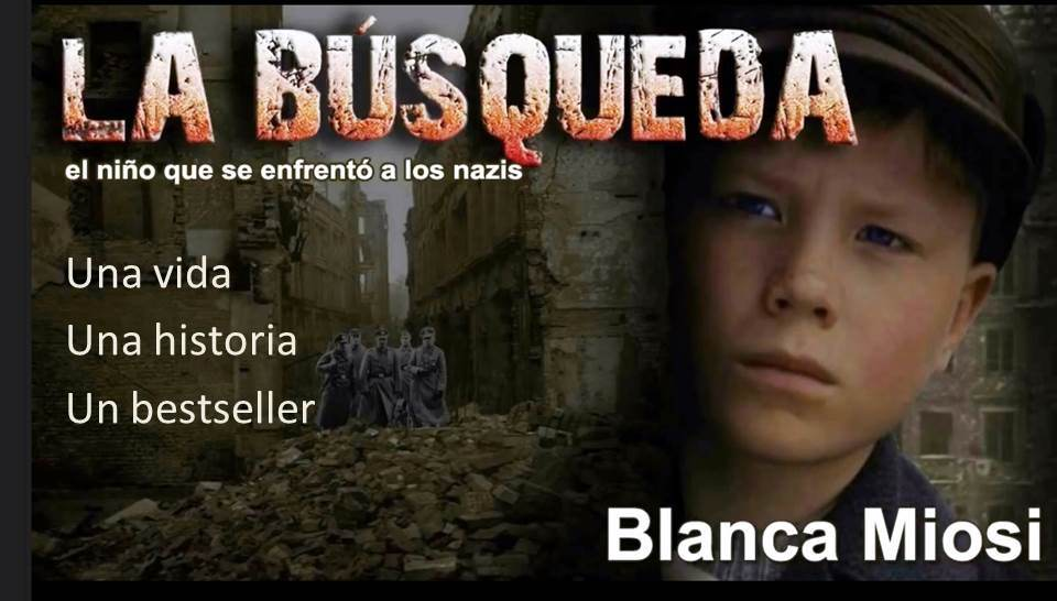 La búsqueda, por Blanca Miosi