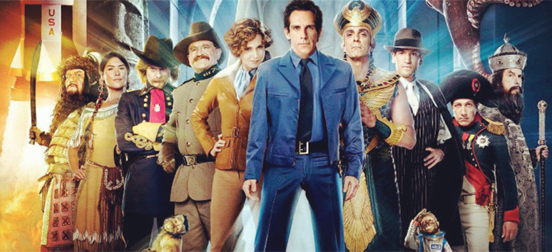 Sinopsis Film Night At The Museum 3 (Ben Stiller, Robin Williams, Ben Kingsley)