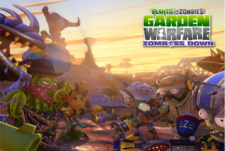 PVZ Garden WarFare ya tiene su primer Game Pack