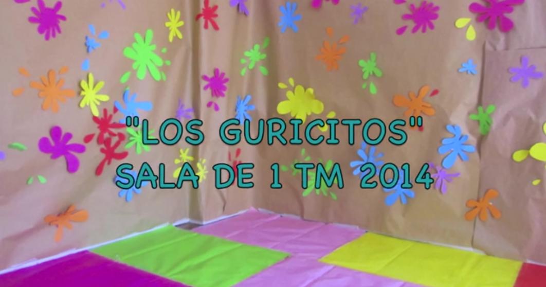 1 TM - VIDEO LOS GURICITOS