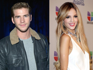 Liam Hemsworth moving on with Eiza Gonzalez