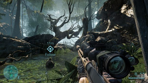 Screen Shot Of Sniper Ghost Warrior 2 (2013) Full PC Game Free Download At Downloadingzoo.Com