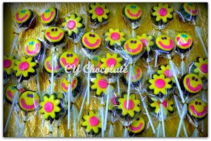 COLOURFUL LOLLYCHOC (S)