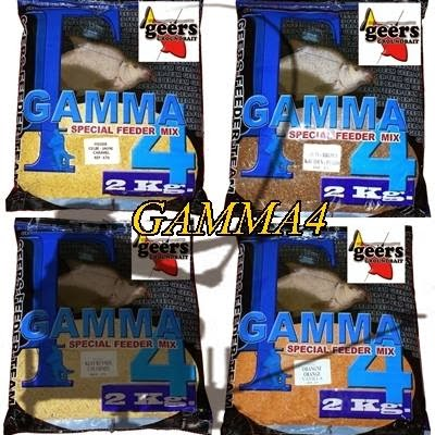Gamma 4 Special Feeder Mix