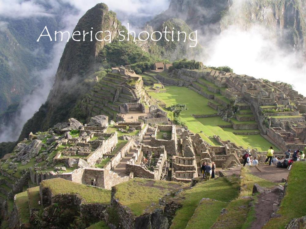 America shooting