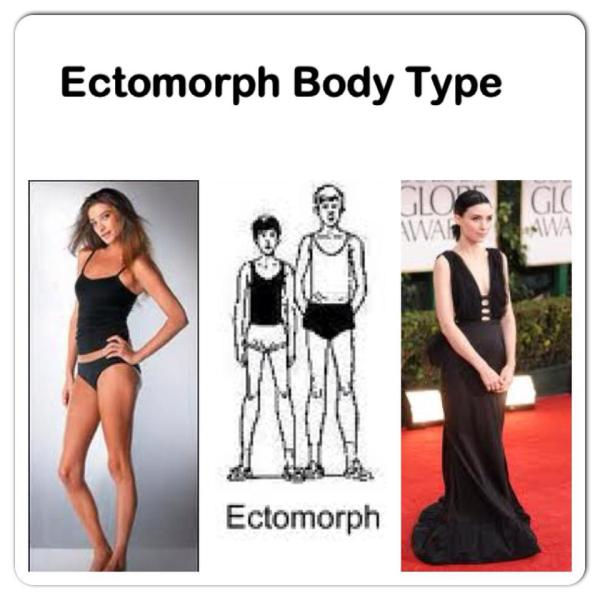 Female body types endomorph pictures