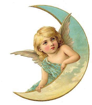 Урожай Рождества Image - Ангел на Луне