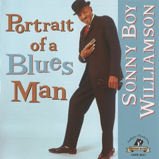 Sonny Boy Williamson II - Portrait Of A Blues Man 2000