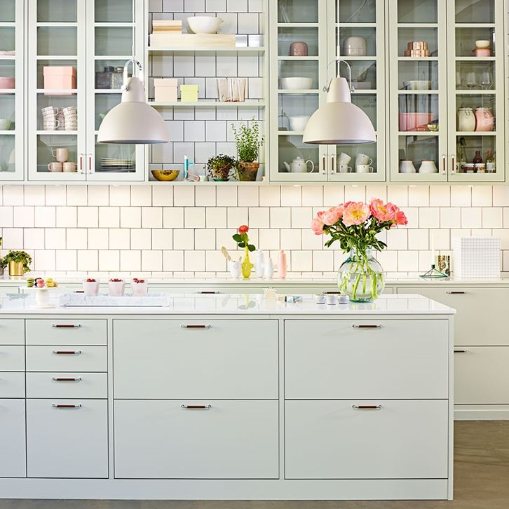 Decor inspiration gorgeous gold and rose kitchens cool for Kitchen ideas rose gold