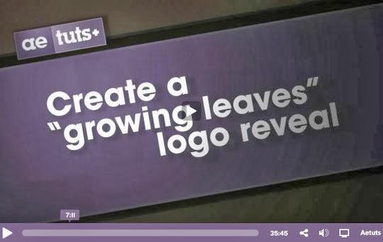 A Leaf Growing Network TV ID