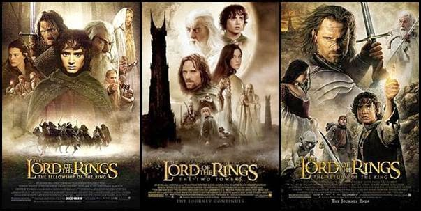film kolosal epic the lord of the ring