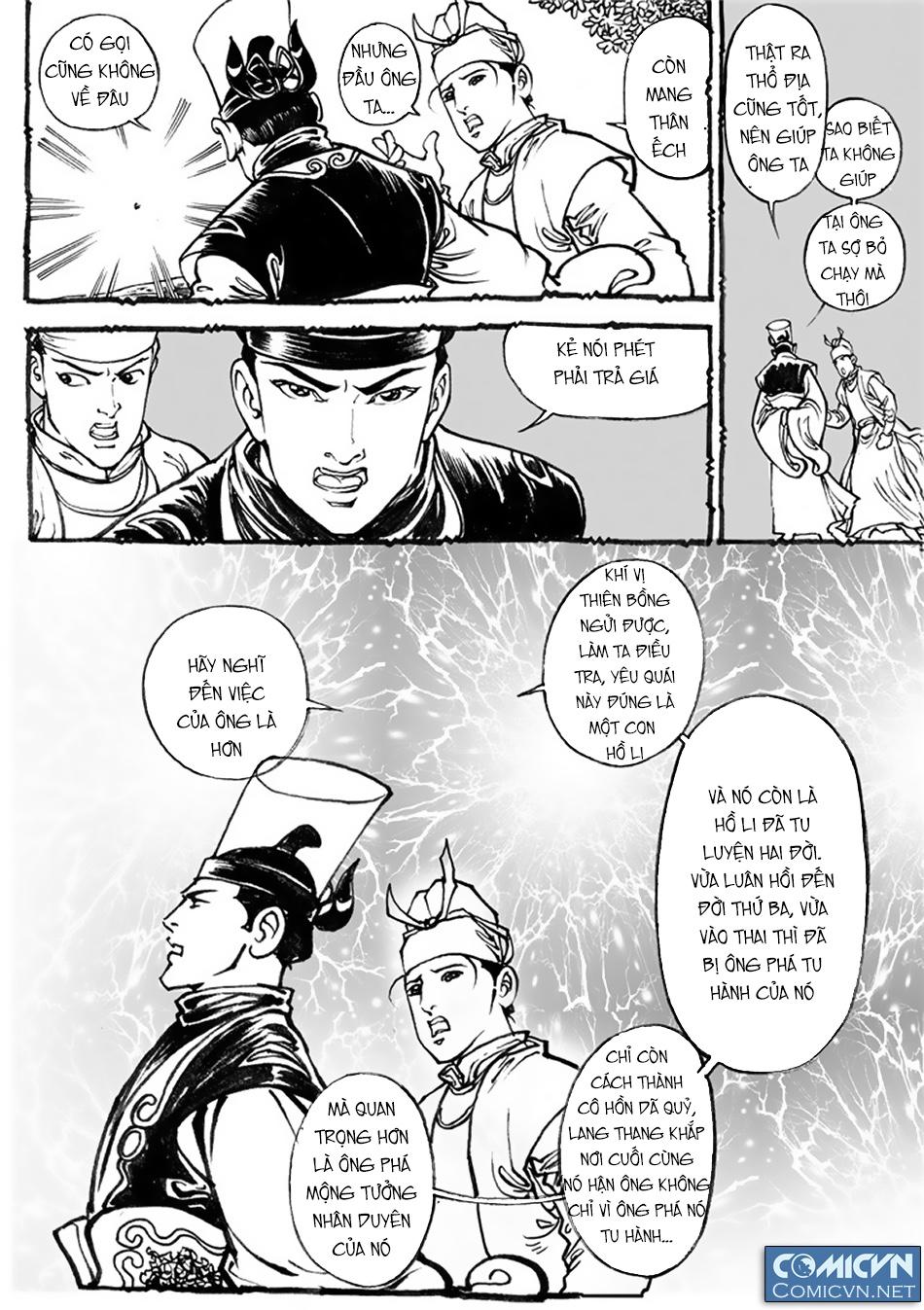 Chung Quỳ Truyền Kỳ Chapter 27 - Hamtruyen.vn