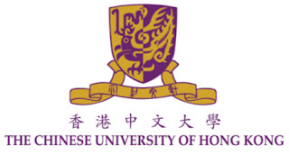 Logo image of The Chinese University of Hong Kong over white background