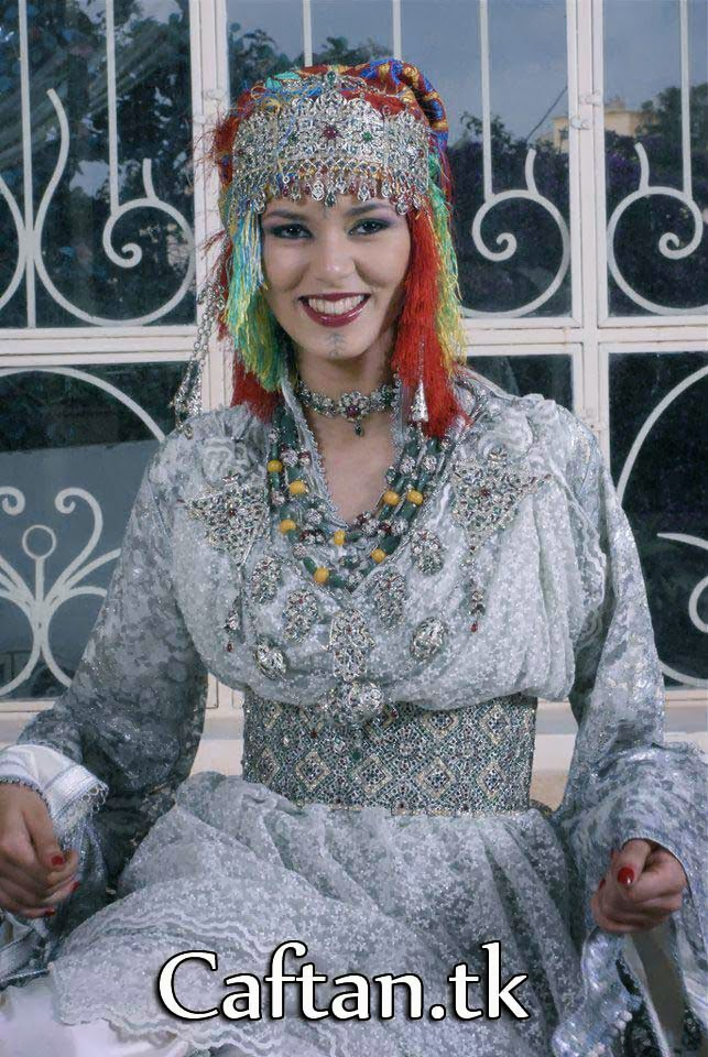 Caftan Berb C A Re Marocain