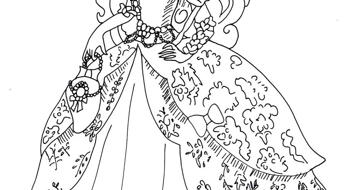Ever After High... Ever After High Coloring Pages Apple White