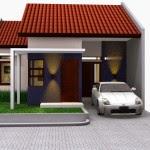Gambar Rumah Typa 45 Modern