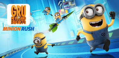 Descargar GRU. Mi Villano Favorito: Minion Rush 1.1.0 APK Android Full Gratis (Gratis)