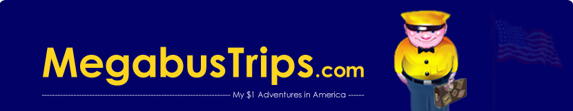 MegaBus Trips | Our $1 Adventures in America