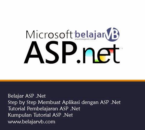 Memunculkan Tanggal dan Jam Pada ASP .Net | Belajar ASP Net